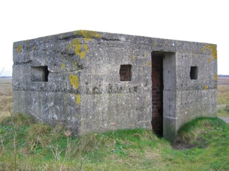An example of a WW2 pillbox